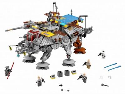 LEGO 75157 - Шагоход AT-TE Капитана Рекса