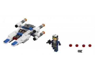 LEGO 75160 - Истребитель U-Wing