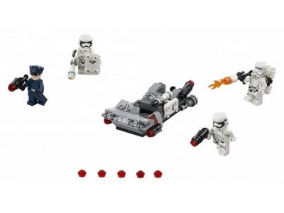 LEGO 75166 - Спидер Первого ордена