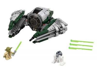 LEGO 75168 - Звёздный истребитель Йоды™