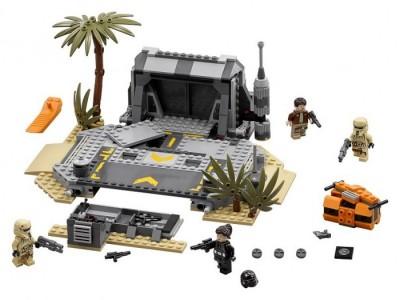 LEGO 75171 - Битва на Скарифе