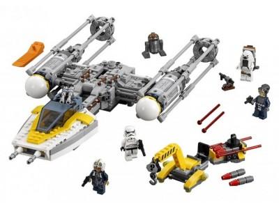 LEGO 75172 - Звёздный истребитель типа Y