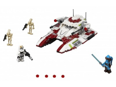 LEGO 75182 - Атакующий танк Республиканцев