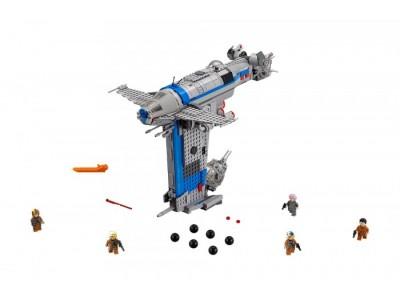 LEGO 75188 - Бомбардировщик сопротивления