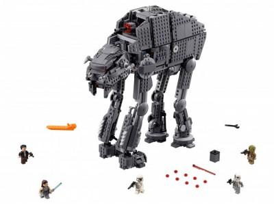 LEGO 75189 - Тяжелый штурмовик первого порядка