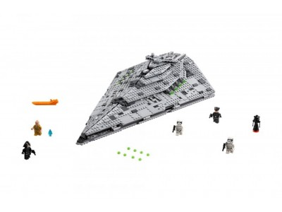 LEGO 75190 - Звездный разрушитель первого порядка