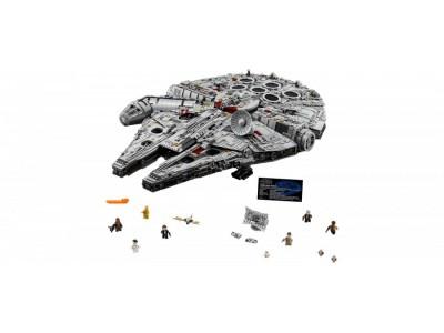 LEGO 75192 - Сокол Тысячелетия