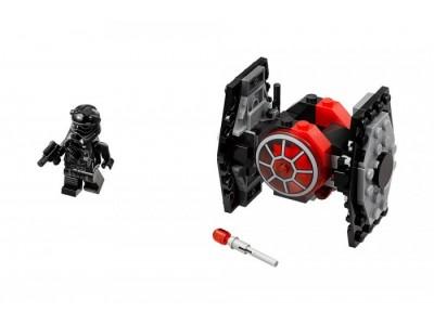 LEGO 75194 - Истребитель СИД Первого Ордена