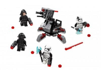 LEGO 75197 - Боевой набор специалистов Первого Ордена