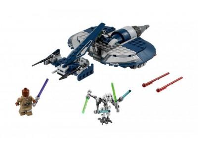 LEGO 75199 - Боевой спидер генерала Гривуса