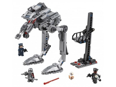 LEGO 75201 - Вездеход AT-ST Первого Ордена