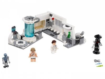 LEGO 75203 - Спасение Люка на планете Хот