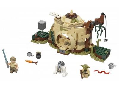 LEGO 75208 - Хижина Йоды