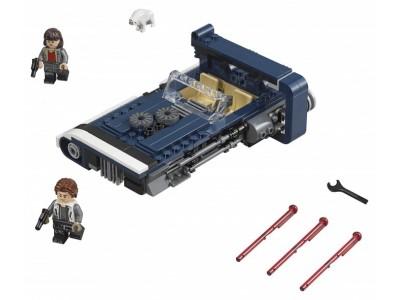 LEGO 75209 - Спидер Хана Cоло