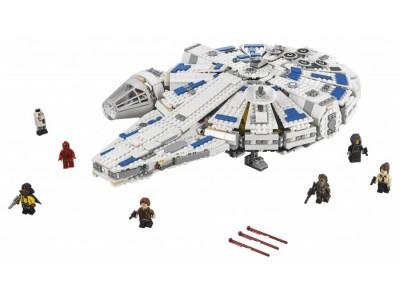 LEGO 75212 - Сокол Тысячелетия на Дуге Кесселя