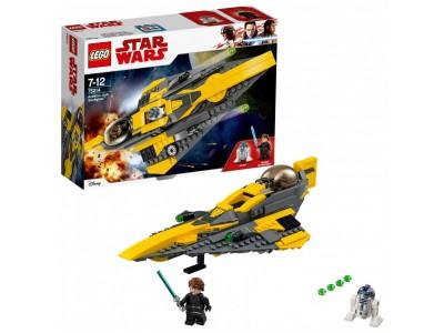 LEGO 75214 - Звёздный истребитель Энакина
