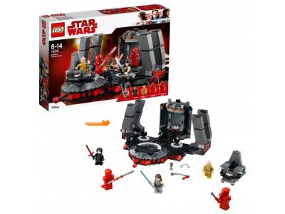 LEGO 75216 - Тронный зал Сноука