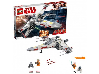 LEGO 75218 - Звёздный истребитель типа Х