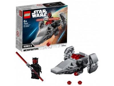 LEGO 75224 - Микрофайтеры: Корабль-лазутчик ситхов