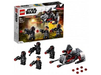 LEGO 75226 - Боевой набор отряда «Инферно»