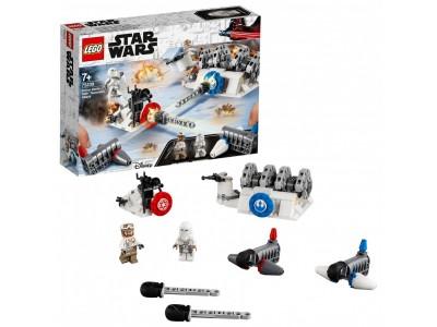 LEGO 75239 - Разрушение генераторов на Хоте