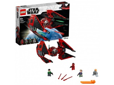 LEGO 75240 - Истребитель СИД майора Вонрега