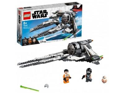 LEGO 75242 - Перехватчик СИД Чёрного аса