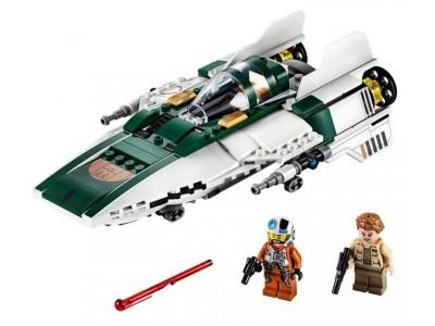LEGO 75248 - Звёздный истребитель A-Wing