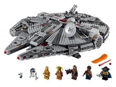 LEGO 75257 - Тысячелетний Сокол