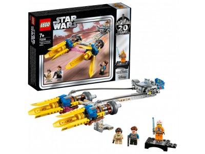 LEGO 75258 - Гоночный под Энакина: выпуск к 20-летнему юбилею