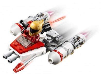 LEGO 75263 - Микрофайтеры Y-wing