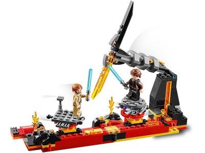 LEGO 75269 - Дуэль на Мустафаре