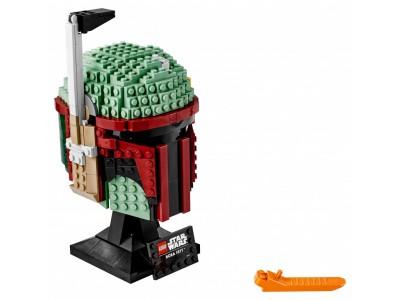 LEGO 75277 - Шлем Бобы Фетта