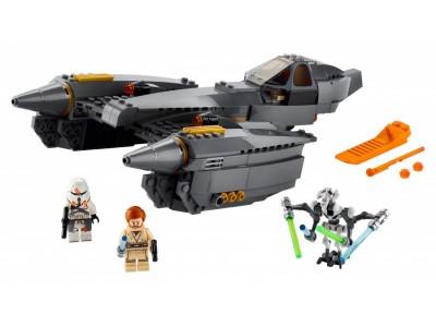 LEGO 75286 - Звёздный истребитель генерала Гривуса