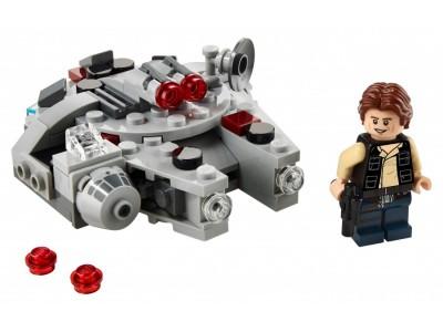 LEGO 75295 - Микрофайтеры: Сокол тысячелетия