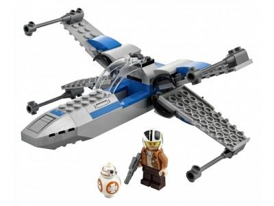 LEGO 75297 - Истребитель Сопротивления типа X