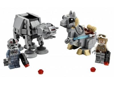LEGO 75298 - Микрофайтеры: AT-AT™ против таунтауна