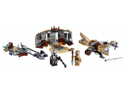 LEGO 75299 - Испытание на Татуине