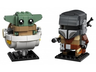 LEGO 75317 - Мандалорец и малыш