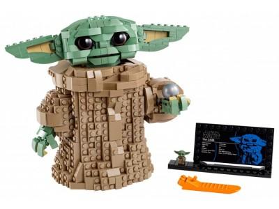 LEGO 75318 - Малыш Йода