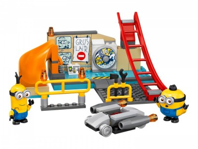 LEGO 75546 - Миньоны в лаборатории Грю