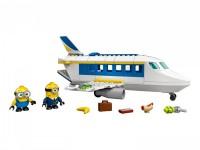 Миньоны: тренировочный полет
