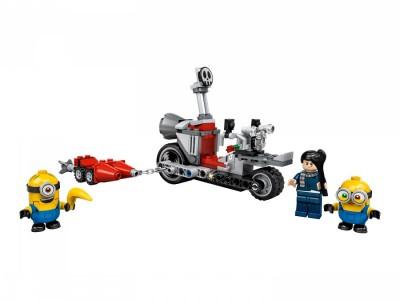 LEGO 75549 - Невероятная погоня на мотоцикле