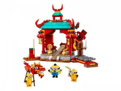 LEGO 75550 - Миньоны: бойцы кунг-фу
