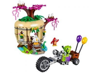 LEGO 75823 - Кража яиц с Птичьего острова