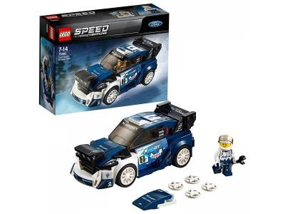 LEGO 75885 - Ford Fiesta M-Sport WRC
