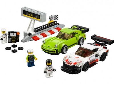LEGO 75888 - Porsche 911 RSR b 911 Turbo