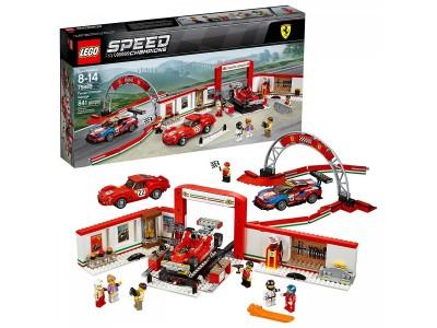 LEGO 75889 - Гараж Ferrari