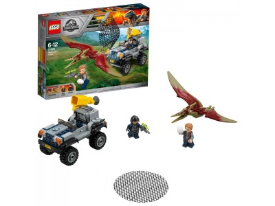 LEGO 75926 - Погоня за птеранодоном