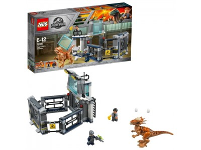 LEGO 75927 - Побег стигимолоха из лаборатории